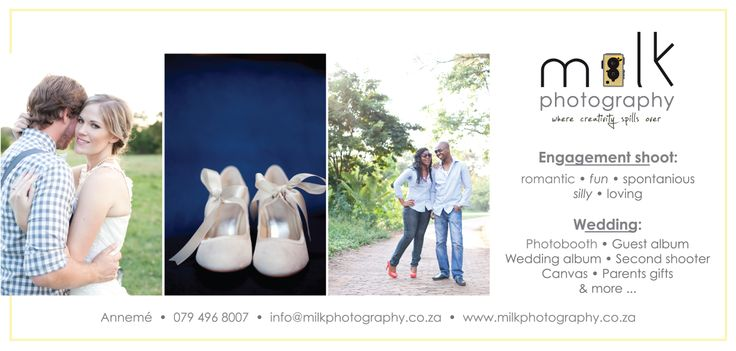 Creative photography from Milk Photography - www.milkphotography.co.za