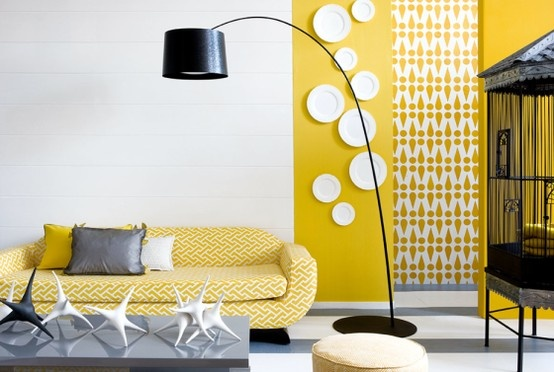 We are inspired by all Yellow Design Ideas & Decor! Visit our facebook page: https://www.facebook.com/nufloorslangley