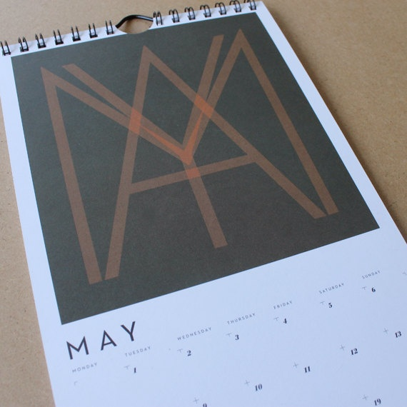 Beautiful calendar.