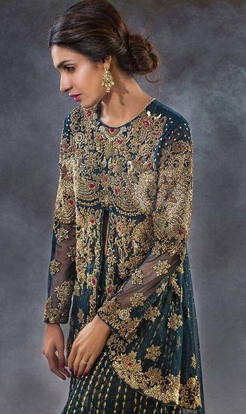 Nadia Farooqui | Summer Formals / Bridal 2016-17 for Eid