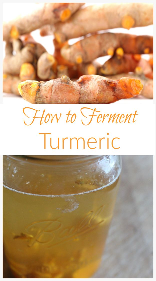 Did you know that fermenting turmeric makes it even better for your immune system? Find out how to ferment turmeric and consider these four ways to use it!