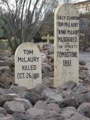 """Boot Hill""- Tombstone,  Arizona"