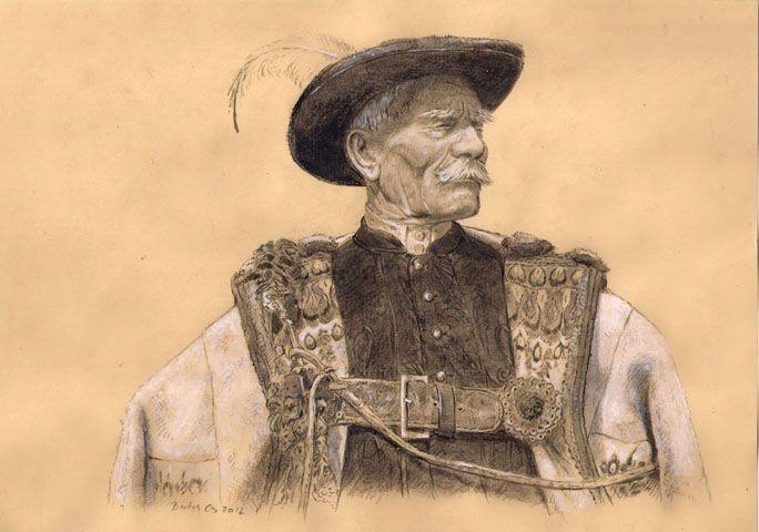 Bartus Csaba festőművész   Hortobágy