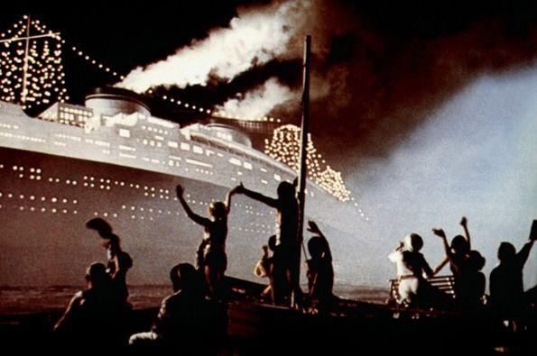 Amarcord, Italy/France  1973, dir. Federico Fellini #łódź #lodz #pgnig #transatlantyk #festival