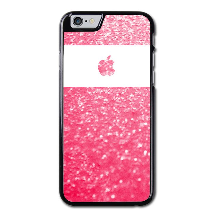Pink Glitter Phonecase for iPhone 6/6S Case Brand new.Lightweight, weigh approximately 15g.Made from hard plastic, also available for rubber materials.The case only covers the back and corners of your phone.This case is a one-piece case that covers the back and sides of the phone. There is no front for the case.This is a non-peeling nor a non-fading print. Meaning, over time it will continue to look just as amazing as it did when you first received it.