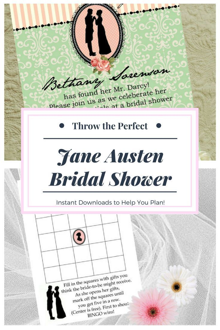 throw a party that would make all the bennett girls proud jane austen bridal shower bridal shower game jane austen party jane austen sho
