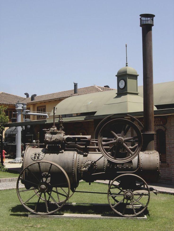 Museo de Colchagua, Santa Cruz, VI Región, Chile.