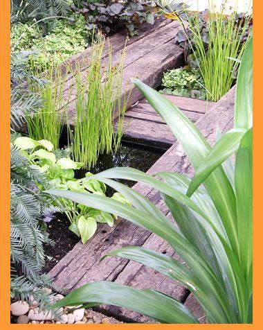Jim Fogarty Landscape Design | Show Gardens | MIFGS 2006 'Forest Retreat'