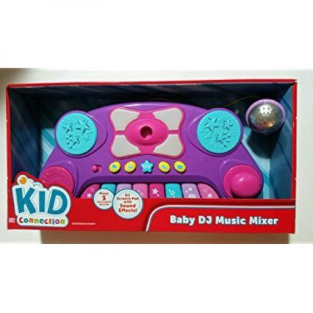 Kid Connection - Baby DJ Music Mixer (Purple)
