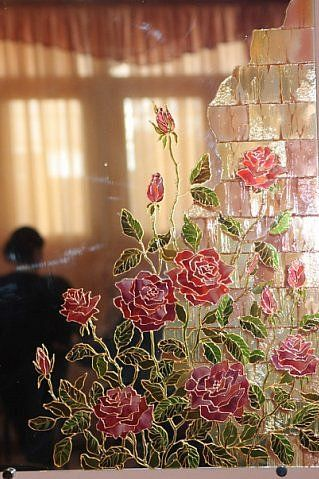 Фотографии ХУДОЖЕСТВЕННАЯ РОСПИСЬ стен интерьера НЕ ДОРОГО :: роспись МЕБЕЛИ,РОСПИСЬ ВСЕГО.. – 43 фотографии