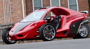 Welcome to Tanom Motors, home of the Tanom Invader High Performance Reverse Trikes (HPRT) including the TC-3, TR-3, Red Rocker, LE and Type-R Stage 1 and 2