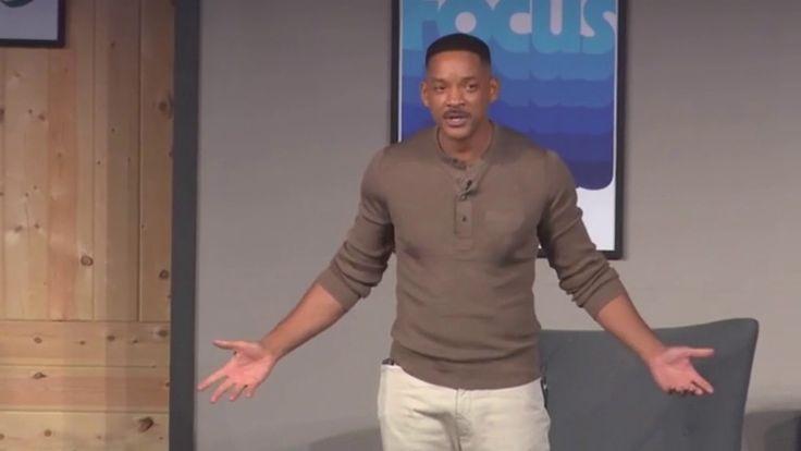 Уилл Смит о страхе и как с ним бороться. Мотивирующая речь!!! Смотреть о...