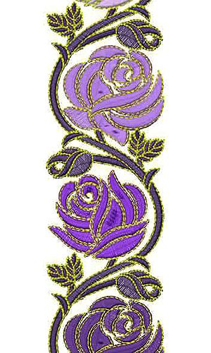 Lace Patterns Embroidery Design For Sewing