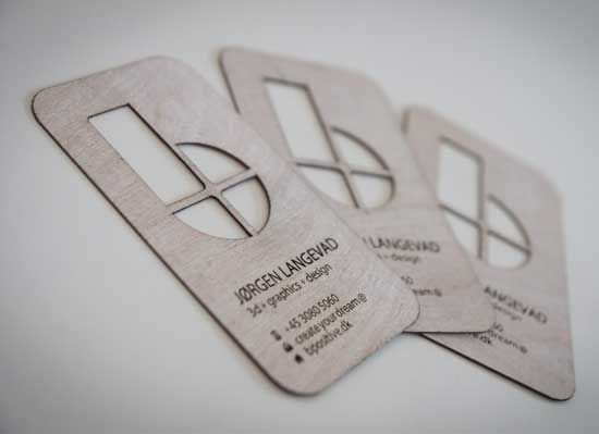 68 best awesome business cards images on pinterest corporate laser cut wooden business cards reheart Choice Image