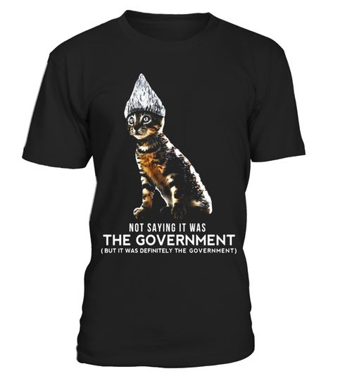 """# Funny Halloween Cat Tin Foil Hat Conspiracy Shirt for Men .  Special Offer, not available in shops      Comes in a variety of styles and colours      Buy yours now before it is too late!      Secured payment via Visa / Mastercard / Amex / PayPal      How to place an order            Choose the model from the drop-down menu      Click on """"Buy it now""""      Choose the size and the quantity      Add your delivery address and bank details      And that's it!      Tags: Looking for a funny cat…"""