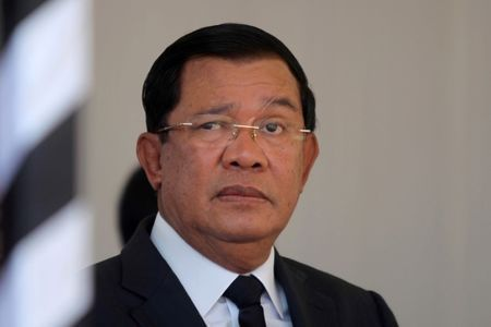 Cambodia's Hun Sen calls for closure of rights group founded by rival