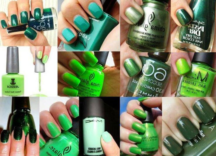 Mejores 13 imágenes de Nails en Pinterest | Uñas bonitas, Estilos de ...