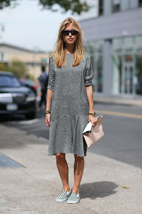 Pernille Teisbæk in Marni dress from www.hollygolightly.dk