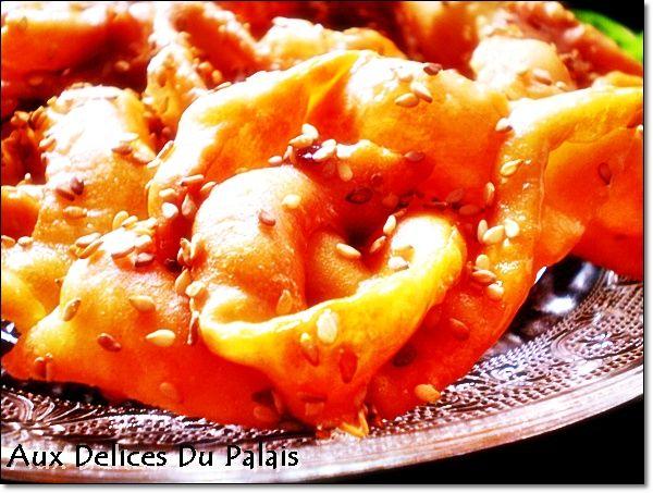 Griwech Gâteau Algérien