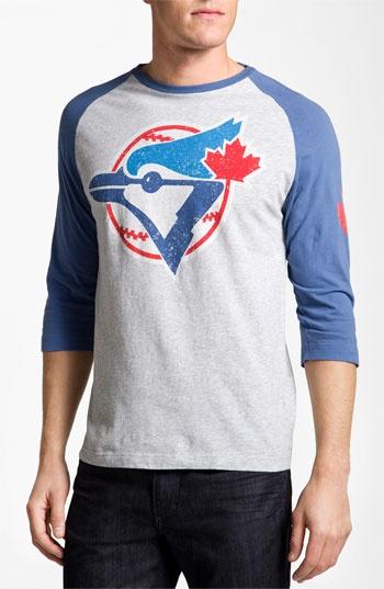 Wright & Ditson 'Toronto Blue Jays' Baseball T-Shirt