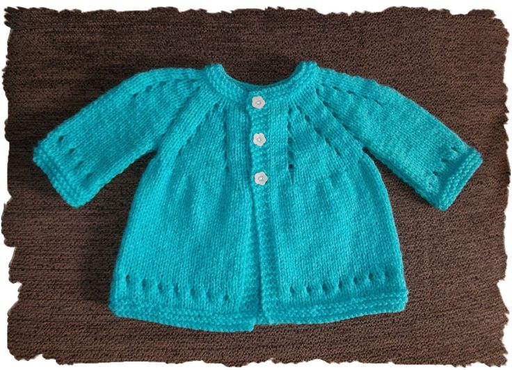 10 Free Knitted Sweater Patterns For Girls