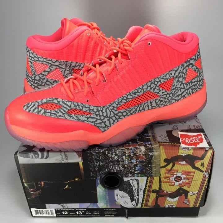 2018 Nike Air Jordan 11 IE LOW Retro
