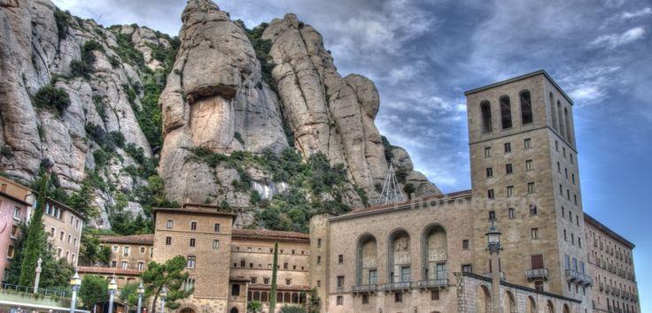 Descubriendo Montserrat - http://www.absolutbadalona.com/descubriendo-montserrat/