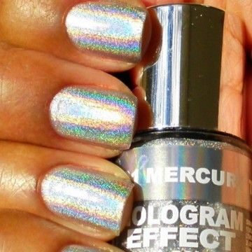 Layla Hologram Effect Nail Polish on Chiq  $15.23 http://www.chiq.com/layla-hologram-effect-nail-polish