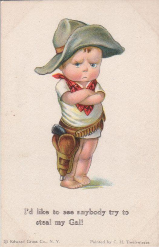charles twelvetrees | Charles Twelvetrees (1888-1948) était un dessinateur illustrateur ...