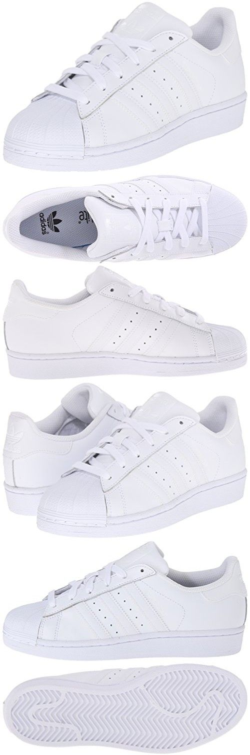 Adidas Originals Superstar Foundation J Casual Basketball-Inspired Low-Cut  Sneaker (Big Kid