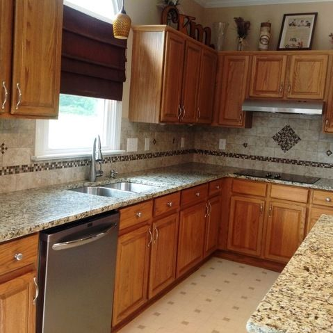 luxurious countertops for small kitchen layout decorating ideas