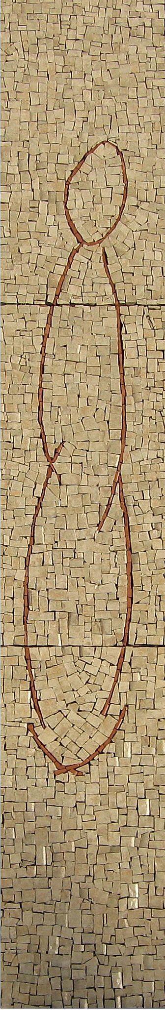 figure - mosaico figure - mosaic