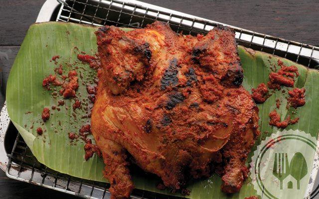 Ayam Bakar Bumbu Taliwang