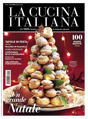 Cucina Italiana dic2016 Lidia
