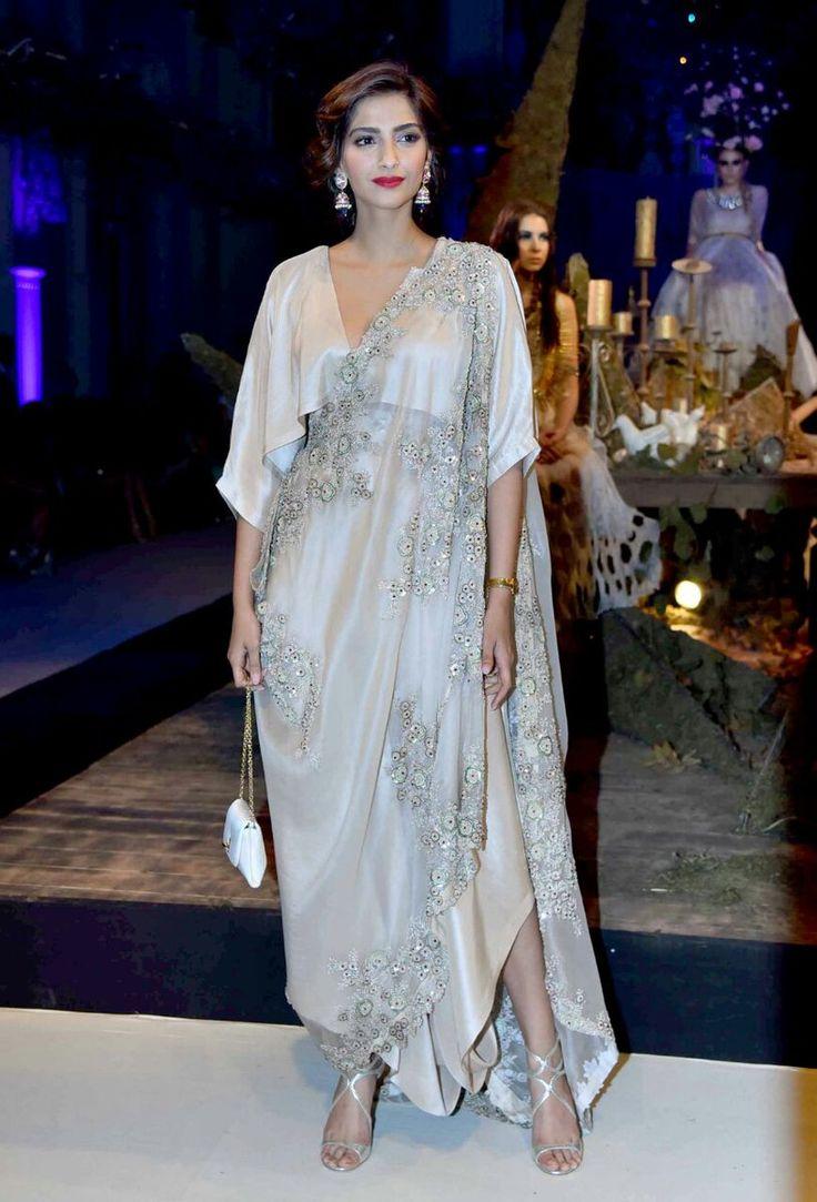 Sonam Kapoor for Anamika Khanna