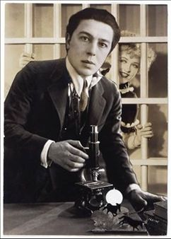 Self Portrait: Automatic Writing By André Breton ,1930