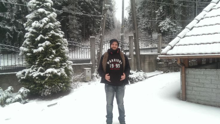 Nathan Kelly representing the Vodafone Warriors in Karpacz, Poland. #WarriorsForever