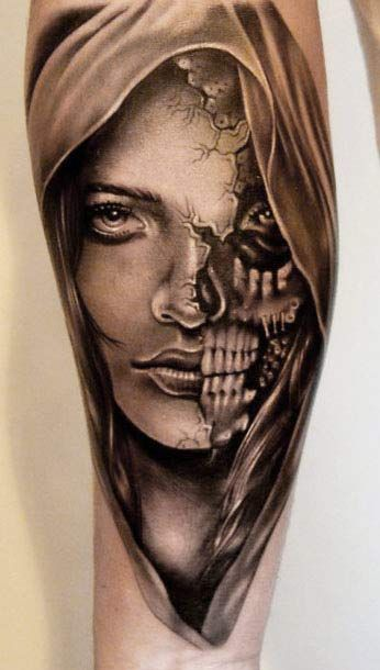 Done by Eze Nunez at Magalluf Ink tattoo studio. - ezenunez