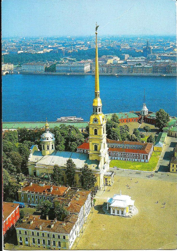 The Peter and Paul Fortress, St Petersburg, Russia (RU - 3412280)