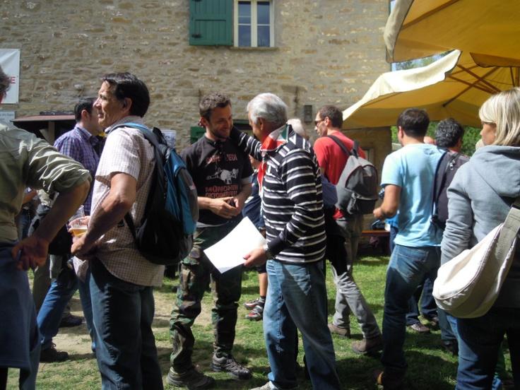#camalanca e gli incontri tra generazioni #Brisighella #25aprile