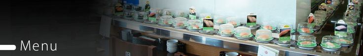 Favorite quick stop sushi spot - revolving sushi bar $2.25 a plate!