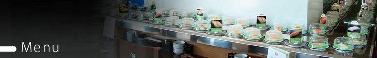 Favorite quick stop sushi spot - revolving sushi bar $2.25 a plate!