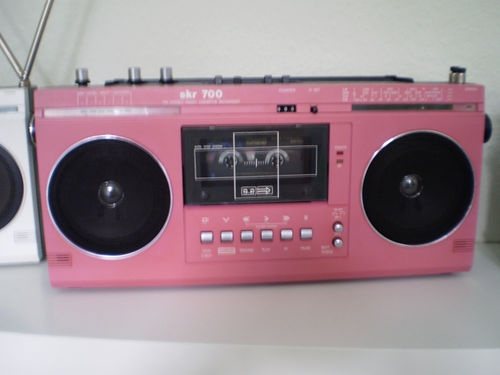 RFT Stereo Kassettenrecorder SKR 700