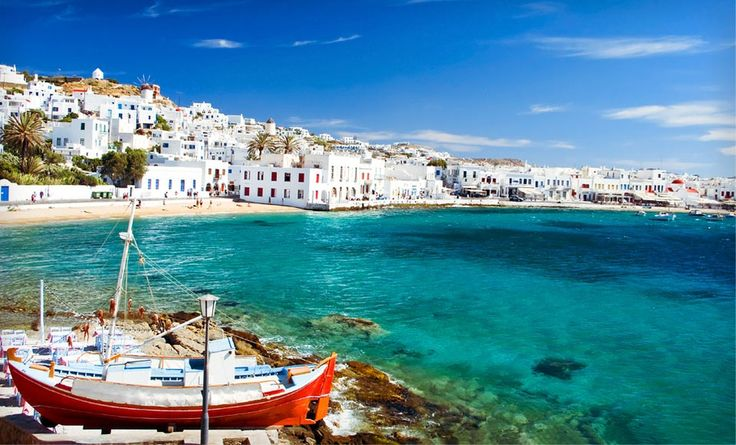 Groupon - Eight-Day Greece Vacation with Round-Trip Airfare and 4- or 5-Star Accommodations from Key Tours International. Groupon deal price: $1,899.00