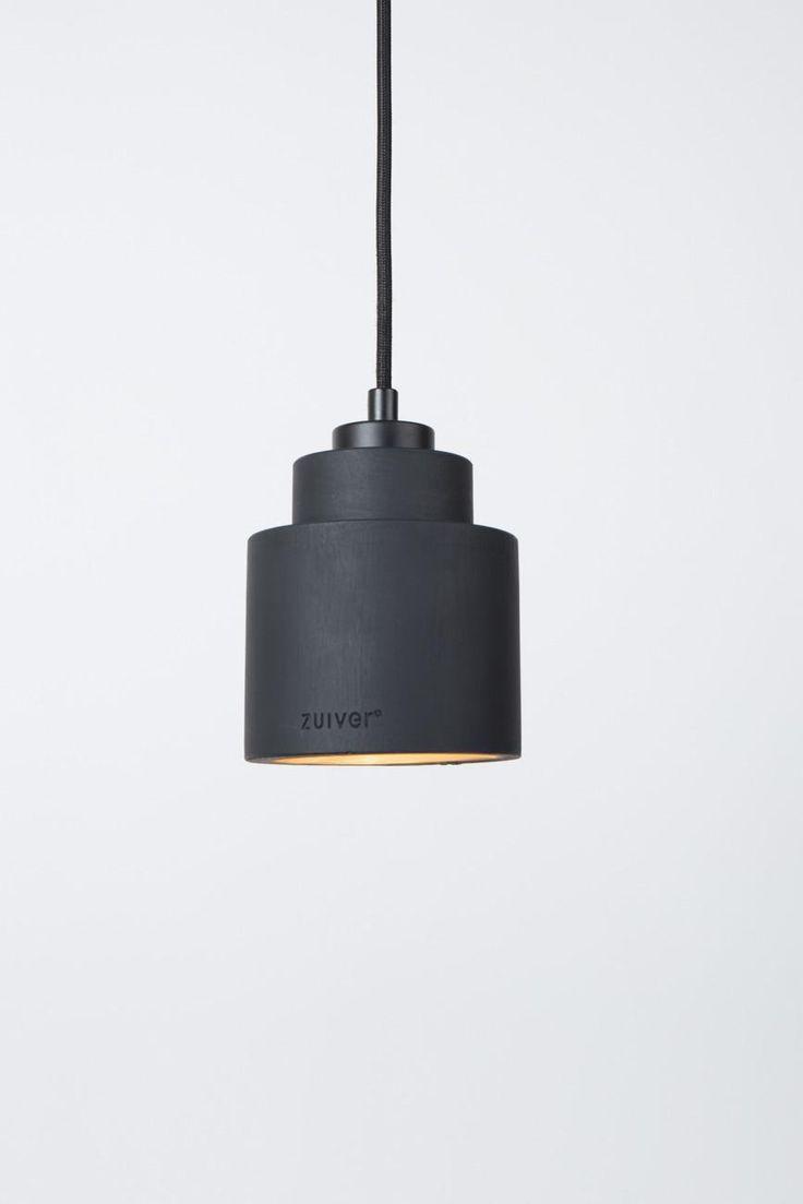 Hanglamp Left - zwart - Zuiver