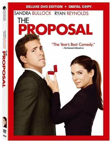 The Proposal. Cute.