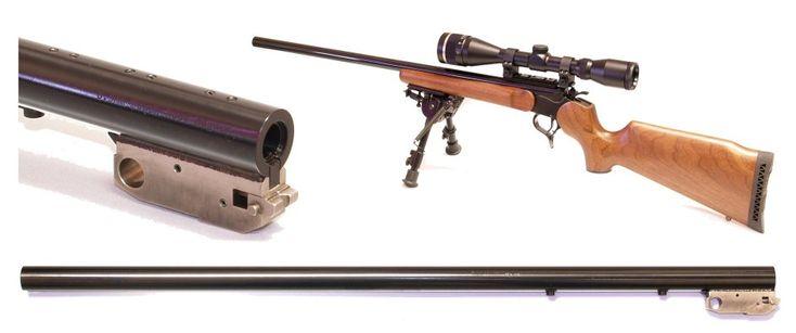 "TC Contender/G2 Accuracy Barrel® 22 Hornet 24"" Blue 1:12 Twist"