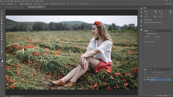To the untrained eye, the difference between the vibrance and saturation sliders is not immediately obvious. Jesús Ramirez of Photoshop Training Channel ex