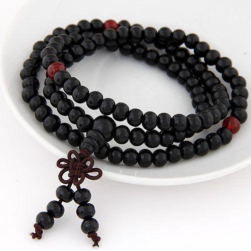 Fashion Wood Beads Buddha Bracelet Men Women 2017 Multilayer Bracelets  Bangles Pulseiras Pulseras Mujer Malas Tibet Jewelry Do you want it Visit us