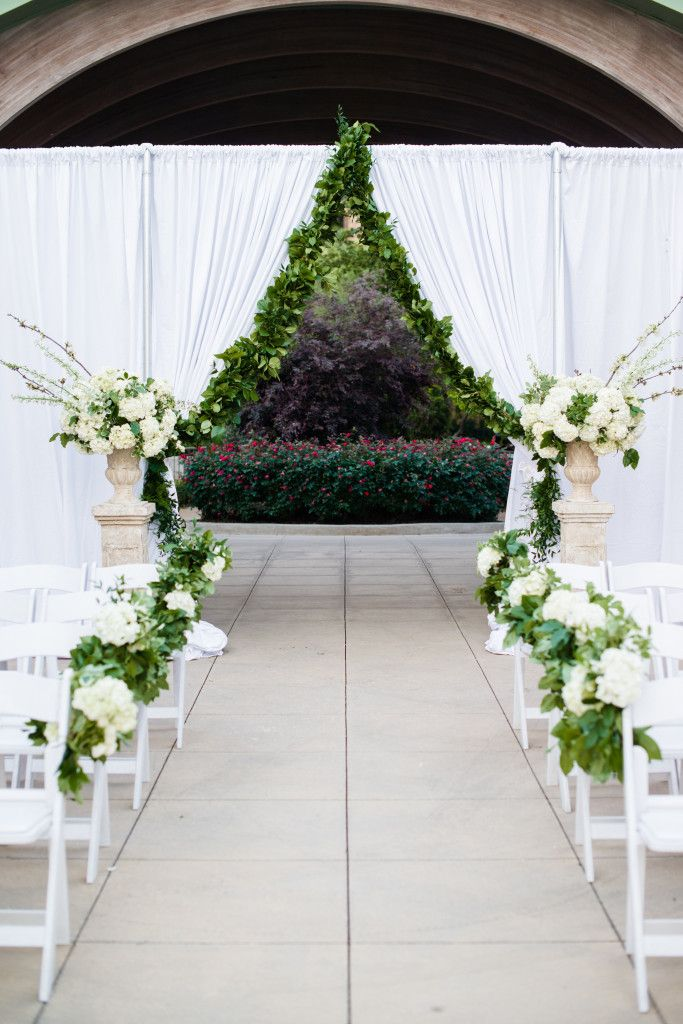 114 best outdoor i dos images on pinterest dallas wedding venues outdoor wedding at fsdallas white and green wedding events by mullenkristin junglespirit Image collections